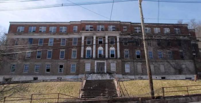 hayswood, abandoned, hospital