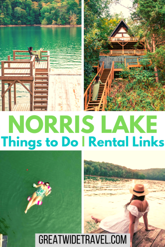 Lake Norris Cabin Rentals, Houses, Things to Do, Tennessee