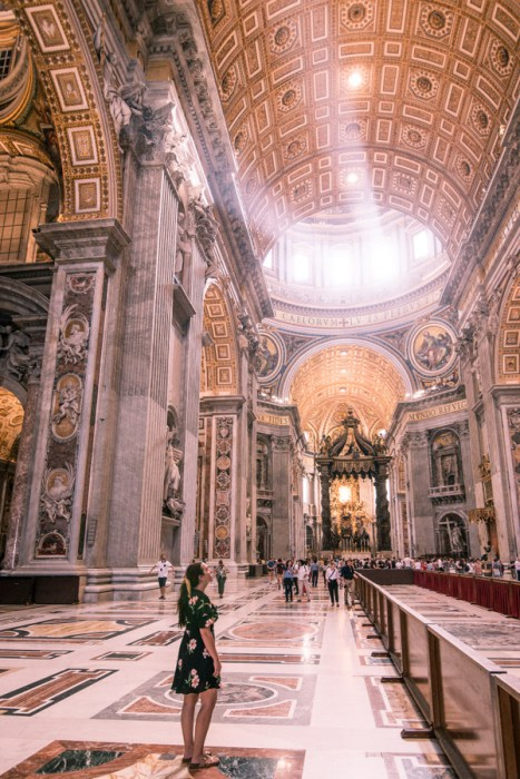 basilica san pietro, vatican