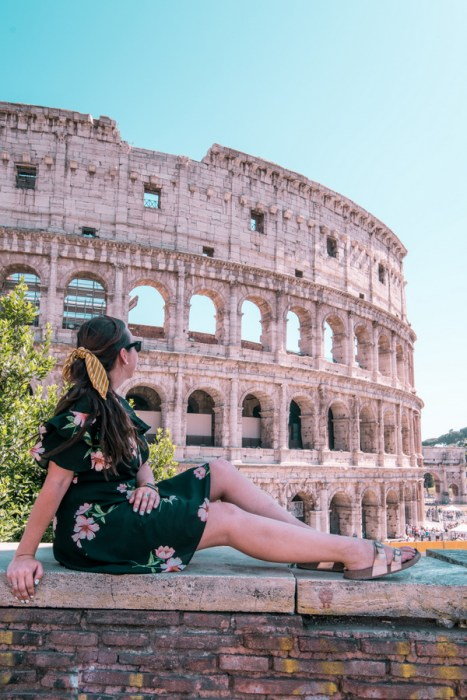 colosseum rome best views italy