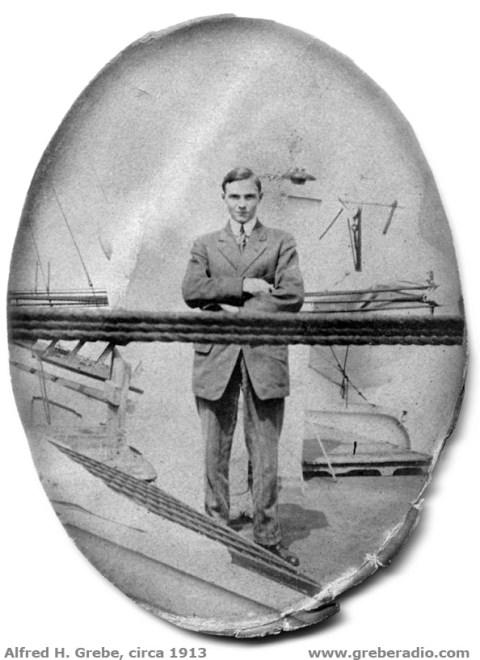 Alfred H. Grebe