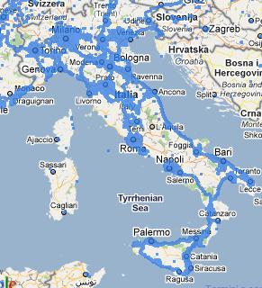 copertura italia