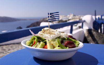 Gastronomía griega, filosofía con sabor