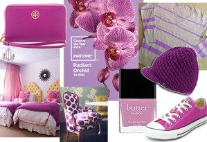 radiant orchid | Pantone's color of the year