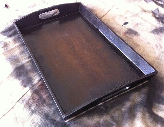 tray paint