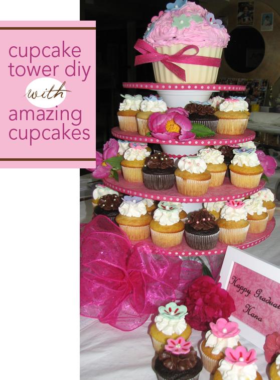 cupcake tower final
