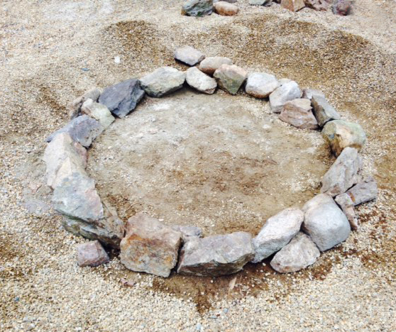 fire pit first layer 4