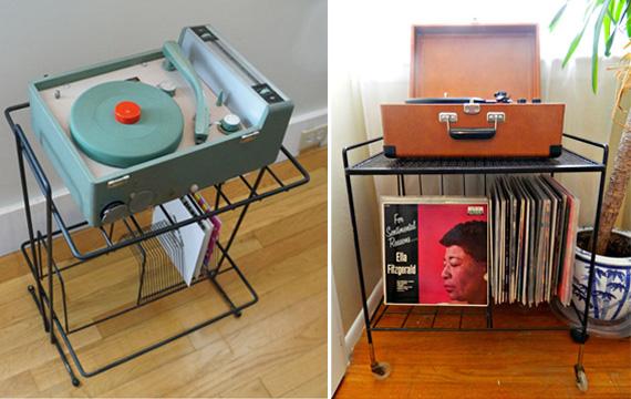 sample record carts