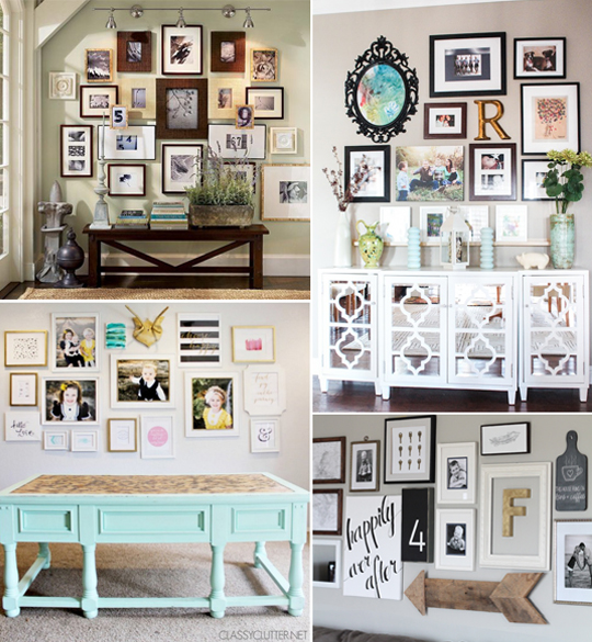 gallery wall inspire