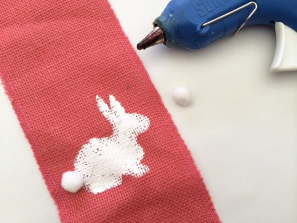 bunny pom pom tail