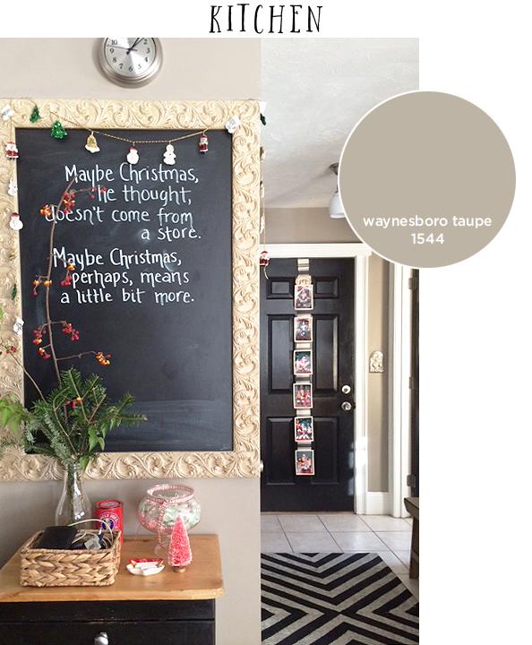 kitchen paint color