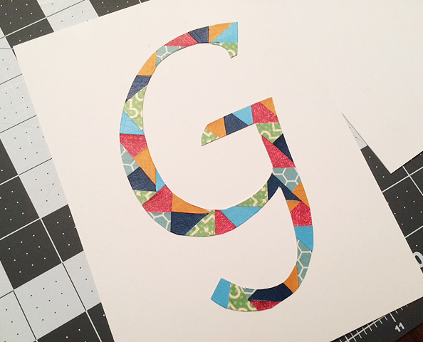 cut paper initial_finished