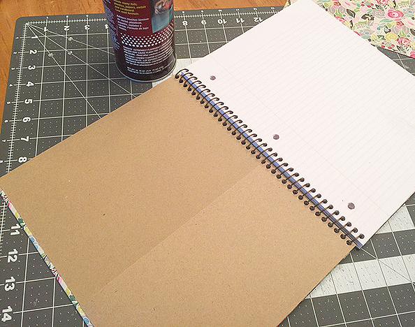 notebook diy_attach folder