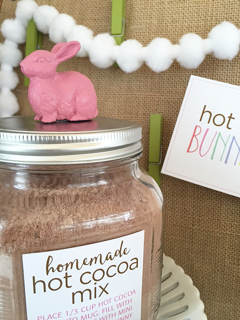 hot cocoa bunny bar_jar