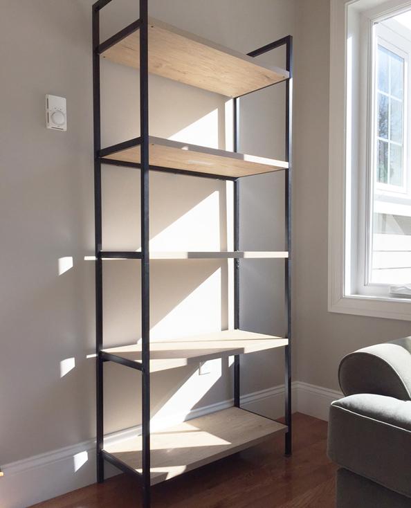 styling shelf_empty