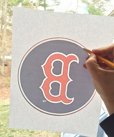 team logo art_tracing
