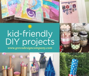 kid-friendly DIY projects