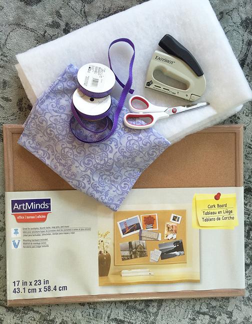 ribbon board_materials