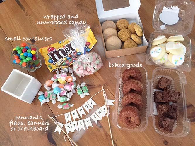 dessert-materials