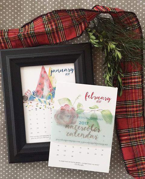 watercolor-calendar-holiday-frame