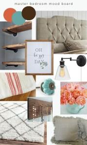 master bedroom redesign   mood board