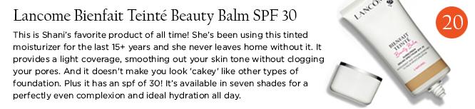 Top Beauty Product Picks