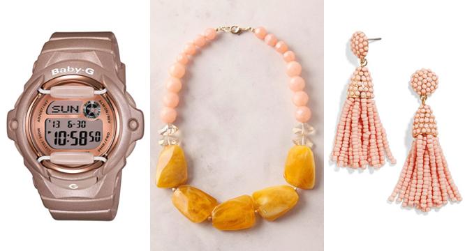Blush Pink fashion color trend
