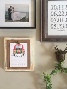 2018 watercolor calendars 50% off!
