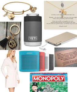 10 simple graduation gift ideas