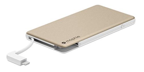 10 simple graduation gift ideas - Mophie portable charger