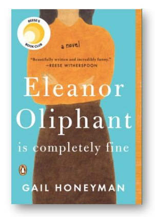 Eleanor Oliphant is Completely Fine novel