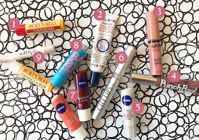 A review of lip gloss and life