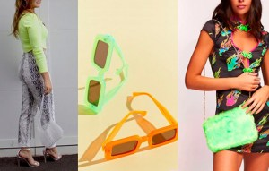 Neon Summer – the color trend of the moment