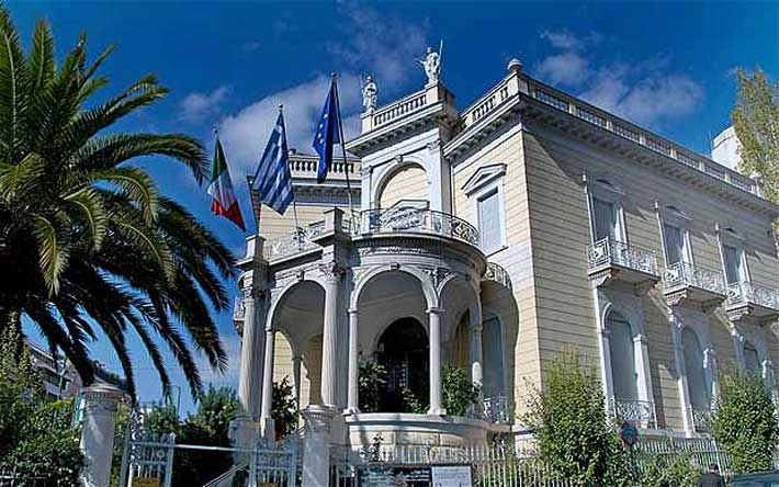 Museo de Arte Cicladico   Atenas - GrecoTour
