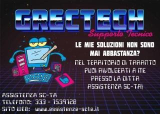 Assitenza SctaMINI | GrecTech