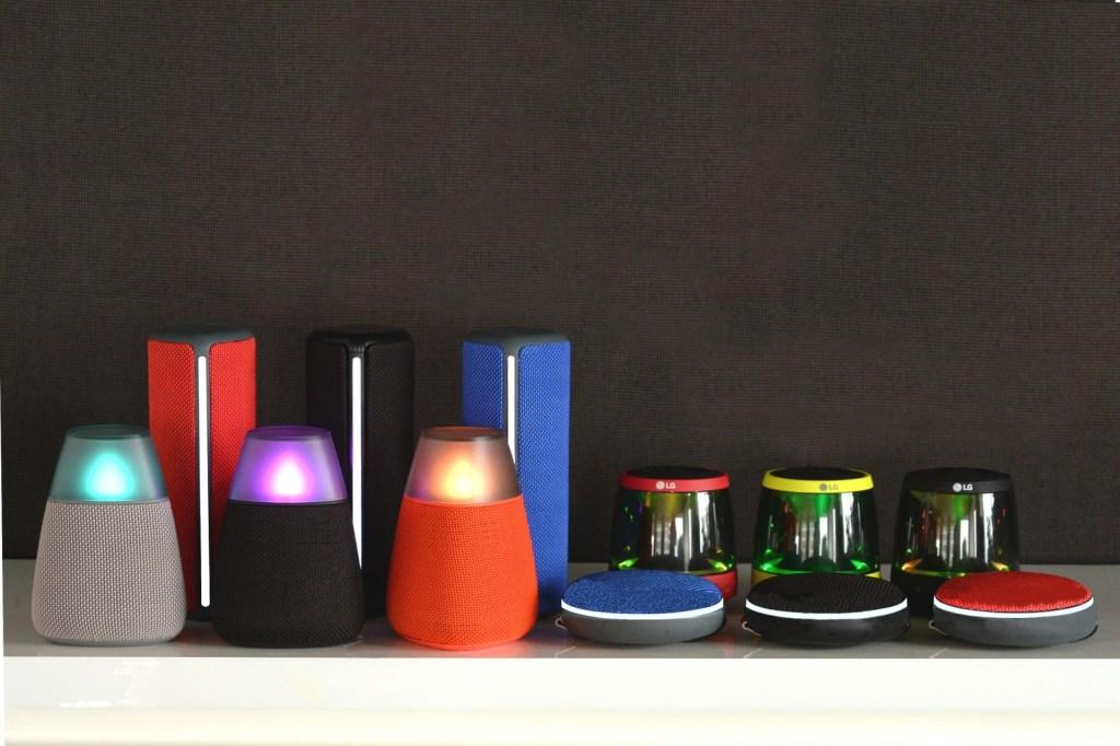 LGE Bluetooth Speakers | GrecTech