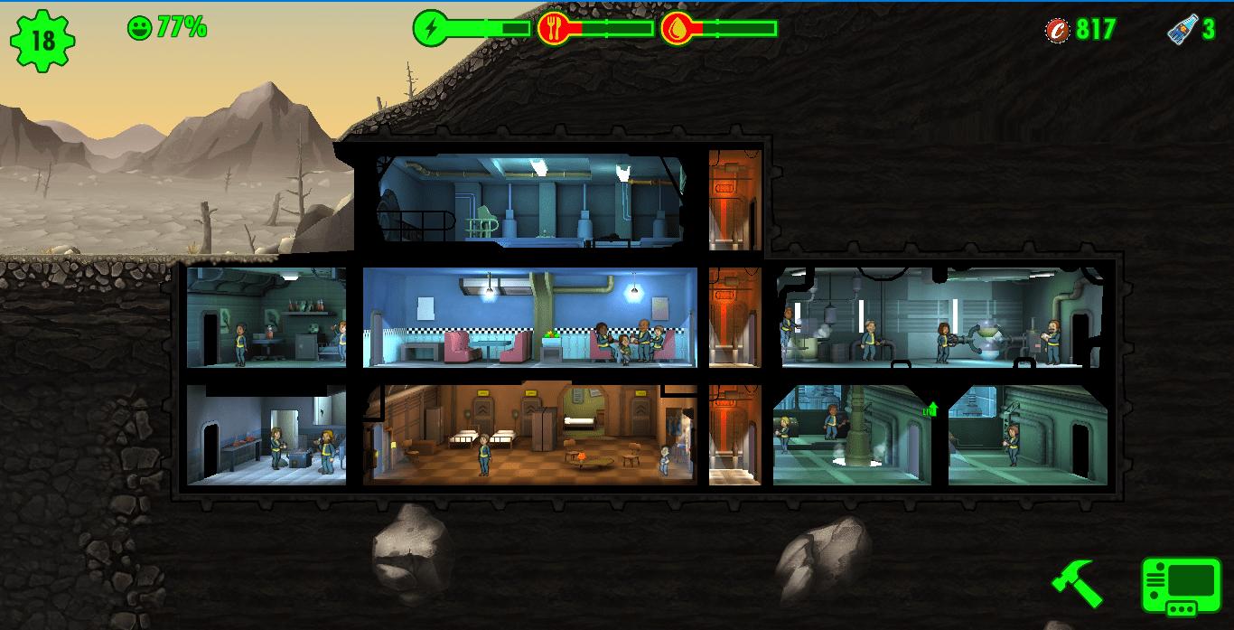 Fallout Shelter   GrecTech