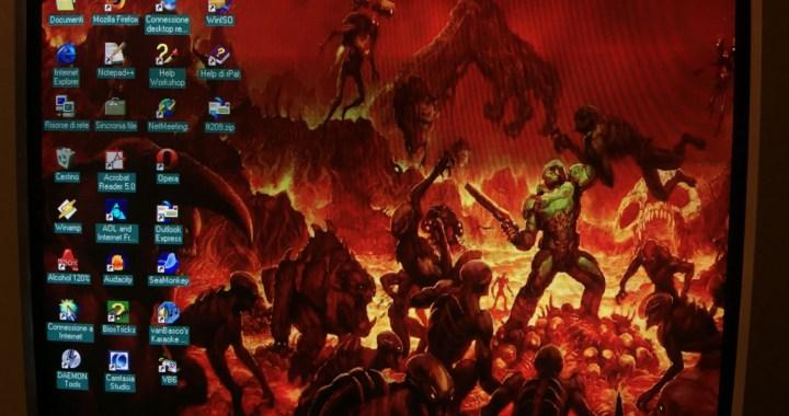 Immagine di sfondo originale di ID Software/Bethesda