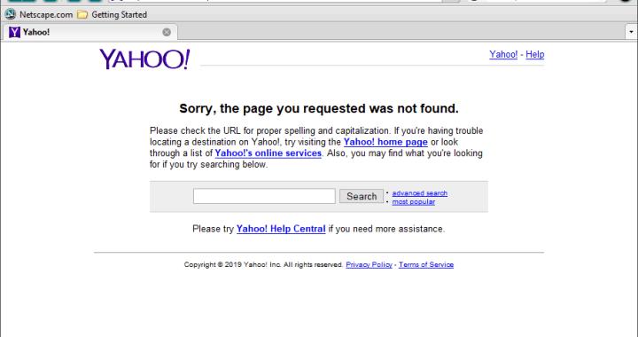 2019-04-26 22_59_25-Yahoo! - Netscape Navigator