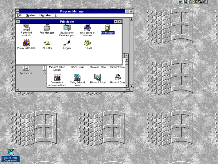 Windows31 | GrecTech