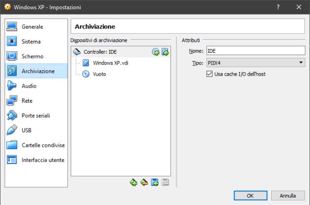 2019 05 06 17 44 53 Windows XP Impostazioni | GrecTech