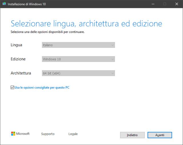2019 05 24 12 34 26 Installazione di Windows 10   GrecTech