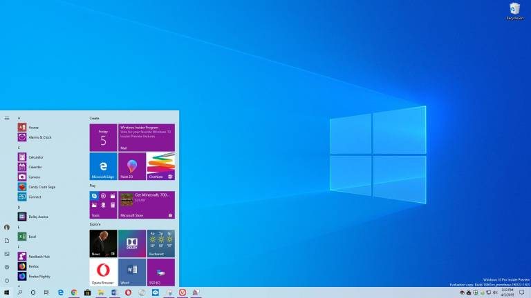 windows 10 may 2019 update | GrecTech
