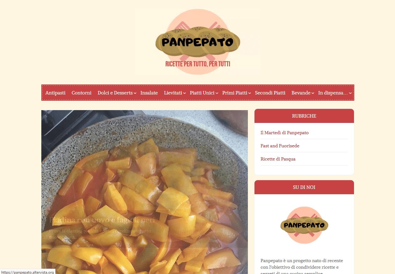 Panpepato: blog di cucina