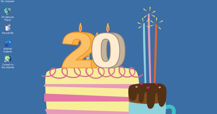 Buon Compleanno, Windows 2000!