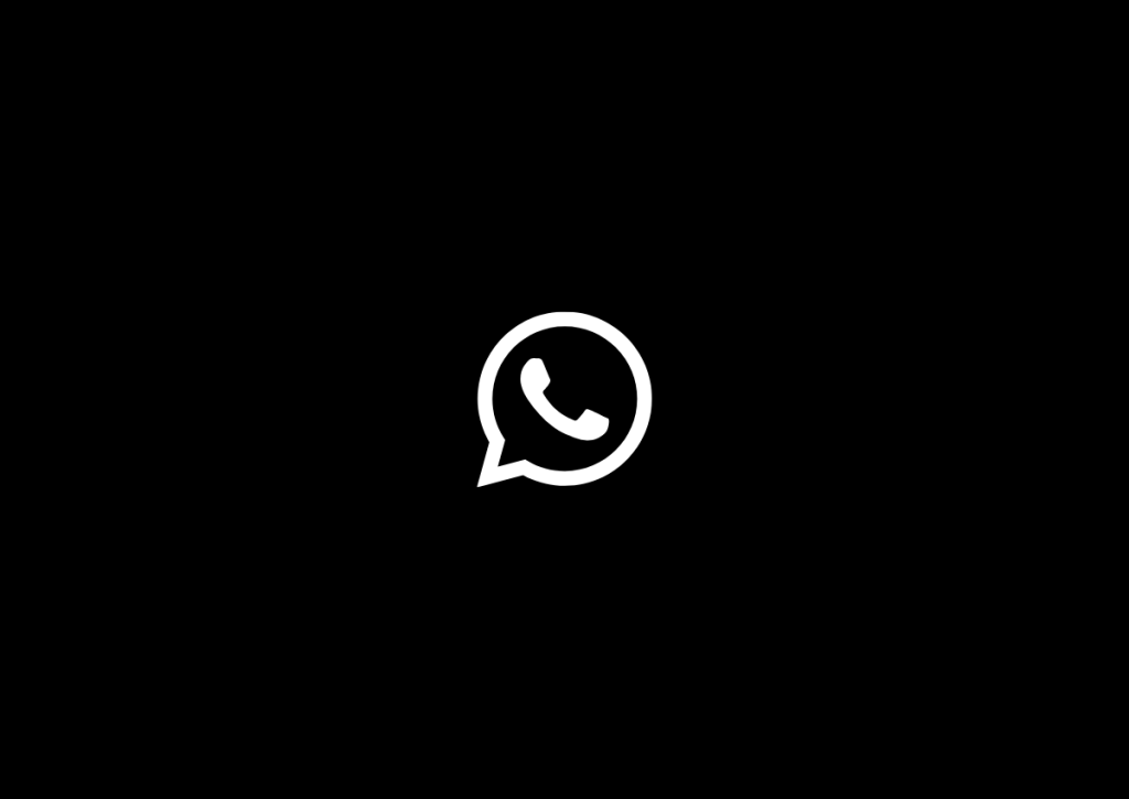 Dark Mode su WhatsApp