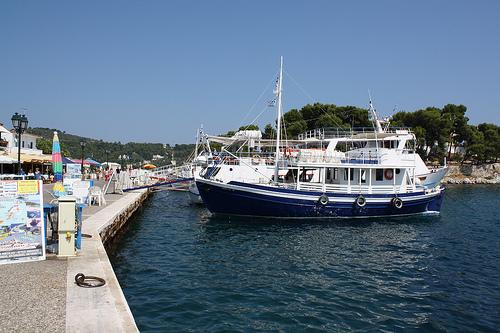 Skiathos Town & Harbour