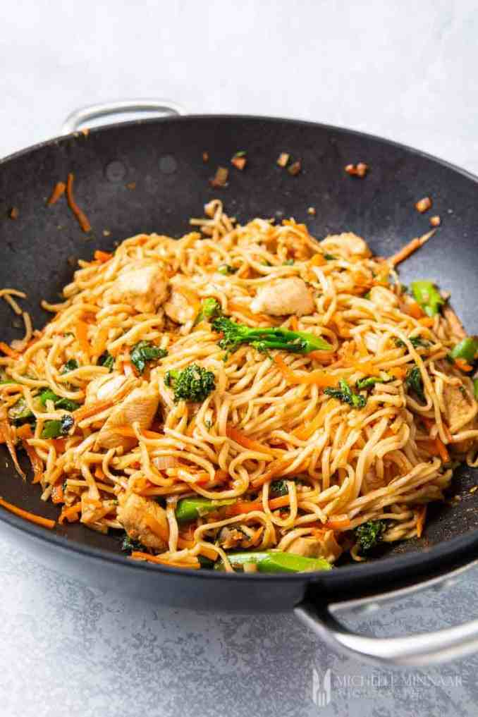 Bami Goreng - A Spicy Indonesian Fried Noodles Dish You