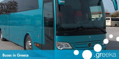 Buses in Greece (KTEL): Stations and connections - Greeka.com