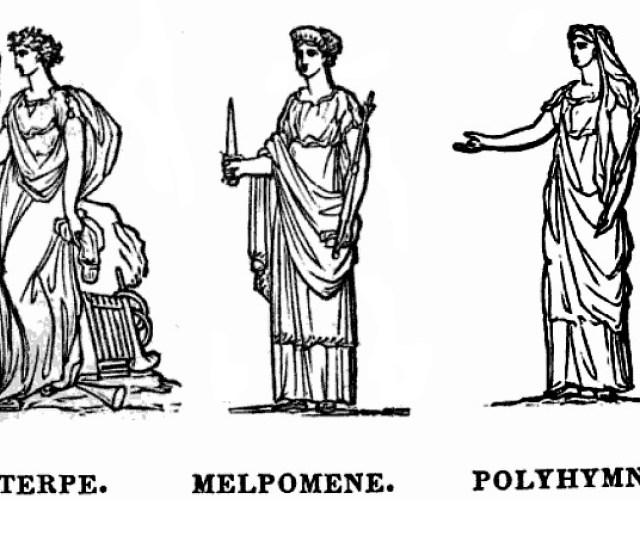 Nine Muses Samuel Griswold Goodrich 1832